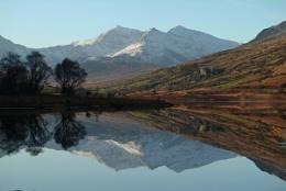 Reflections of Snowdon