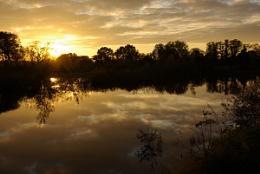 Somerset Peat Lake