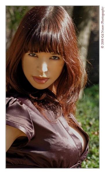Karol Portrait by Gil
