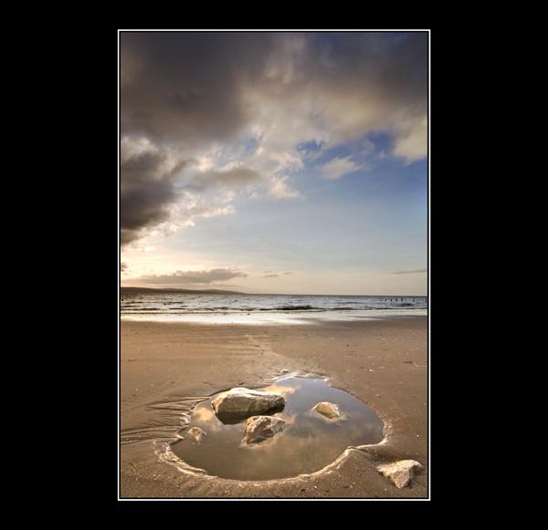 Caldy Beach by MarkBroughton