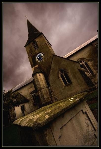 St Lawrence Church - Mk2 by ianjones277
