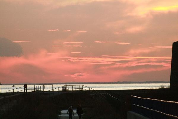 sunset by sniperj67