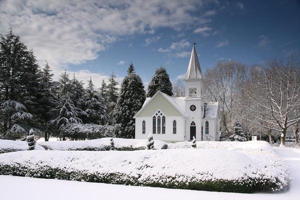 Minoru Chapel by canadamon