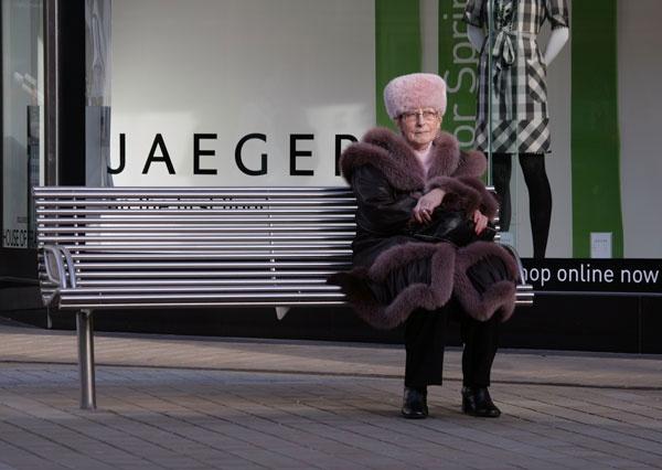 Lady In Leeds by block119er