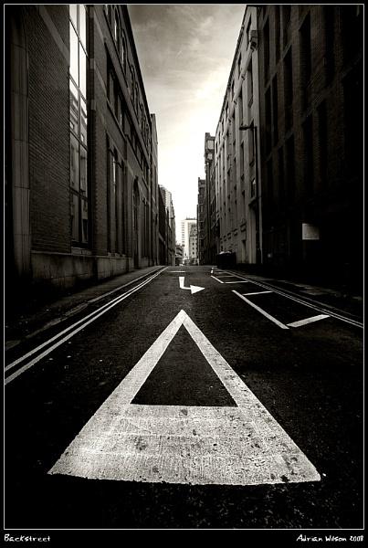 Backstreet by ade_mcfade