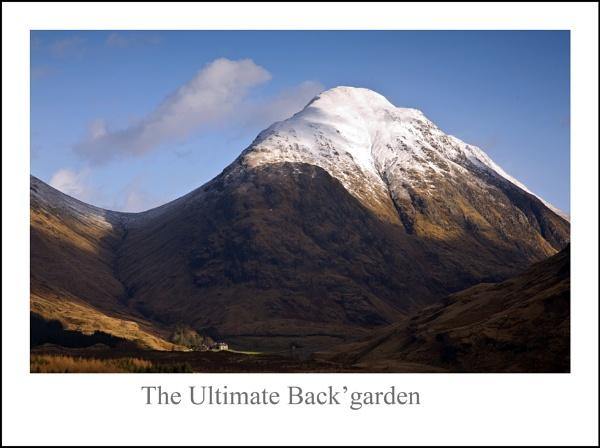 The Ultimate Back\'garden... by Scottishlandscapes