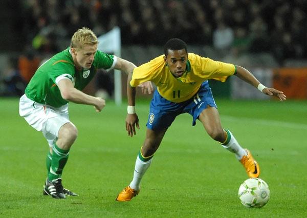 Ireland v Brazil by ev