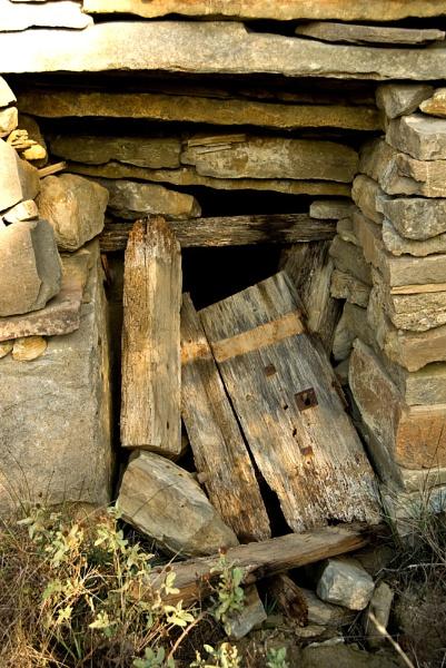 Old Door by Gaucho