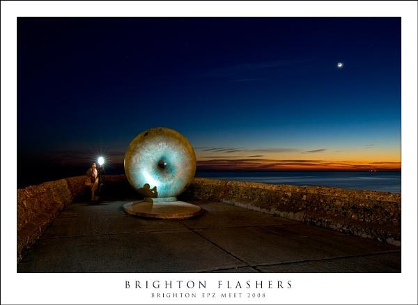 Brighton flashers