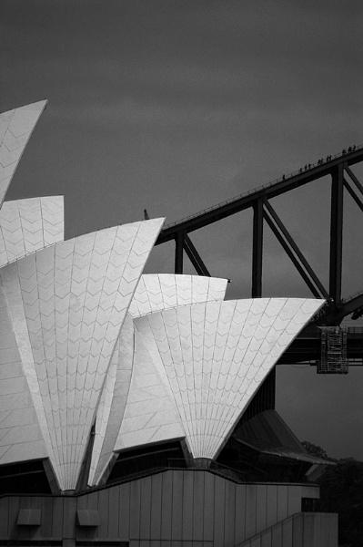 Sydney Landmarks by AndyM