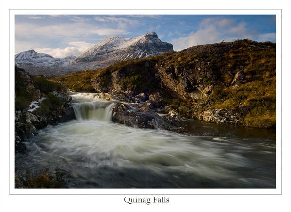 Quinag falls by Sue_R