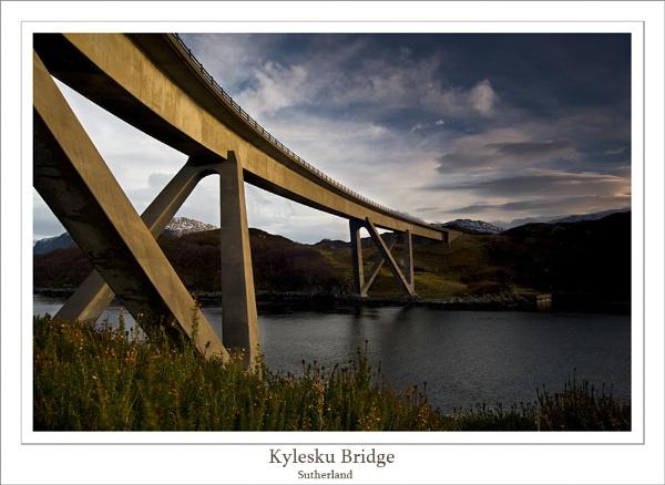 Kylesku Bridge by Sue_R