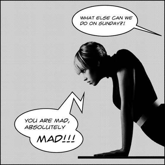 MAD by WILCZEWSKI