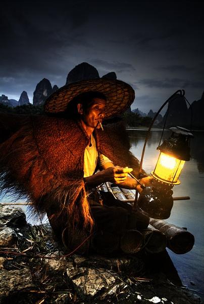 Riverman by BURNBLUE