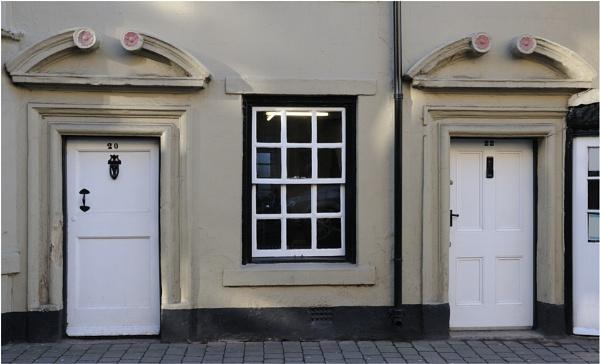 Market Street, Hexham by woolybill1