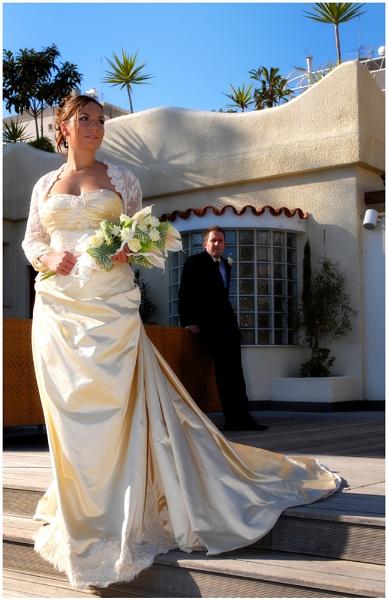 Wedding Fashion Shoot by chrishalton