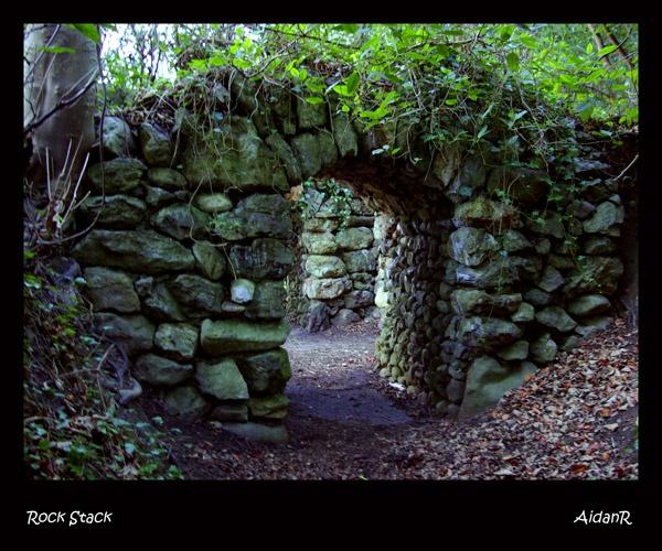 Rock Stack by Ridgeway