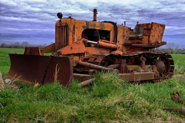 Bulldozer by Ratcatcher