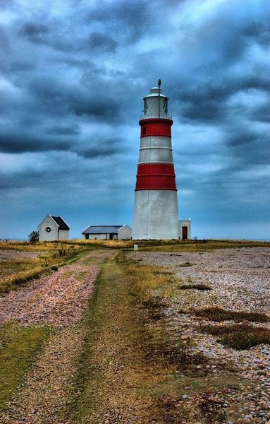 Orford Ness Lighthouse by Ratcatcher