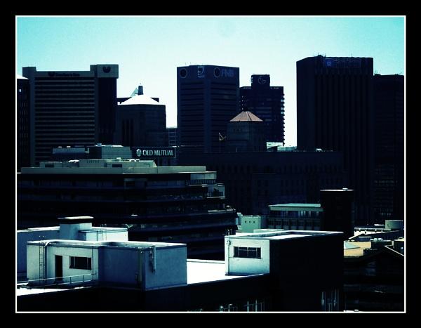 Mother City Skyline by Sanityfound