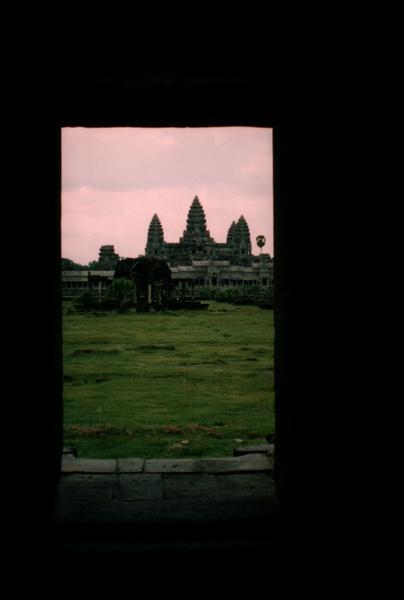 Angkor Wat by allanski