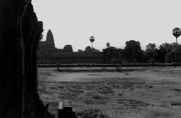 Angkor Wat II by allanski