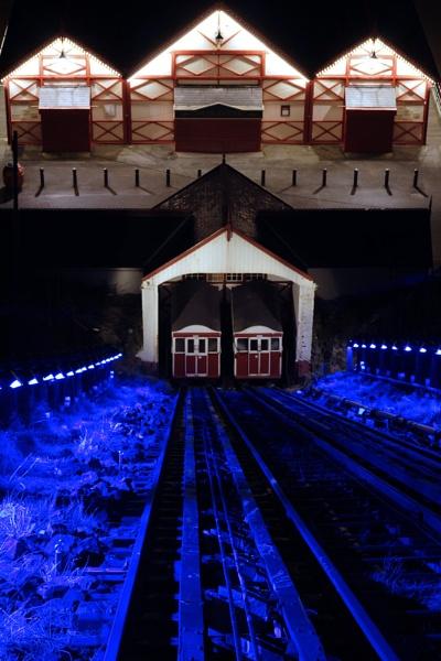 Saltburn Railway by ZakBlack