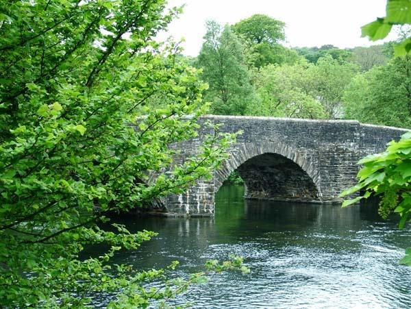 newby bridge by chocky