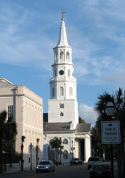 Church Steeple by lindin