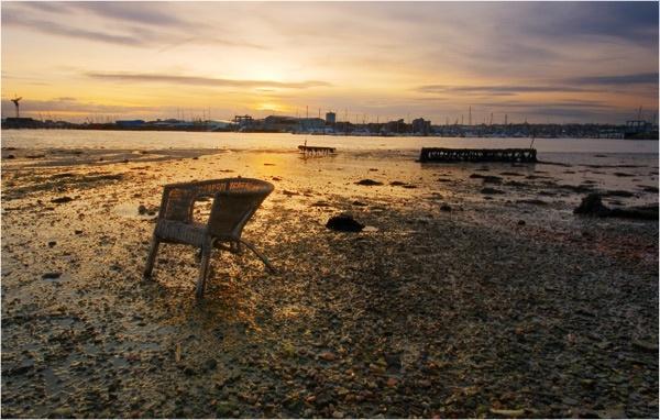 Take a seat by Sheff