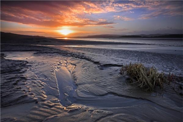 Estuary sunset by acaado1