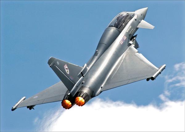 Eurofighter burnup by acaado1