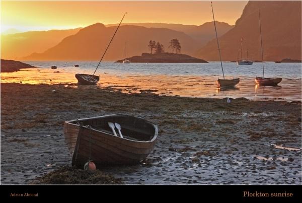 Plockton sunrise by acaado1