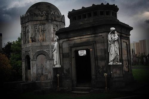 Mausoleum by Missy_Vix