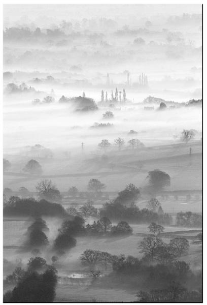 Malvern Mist by Kim Walton