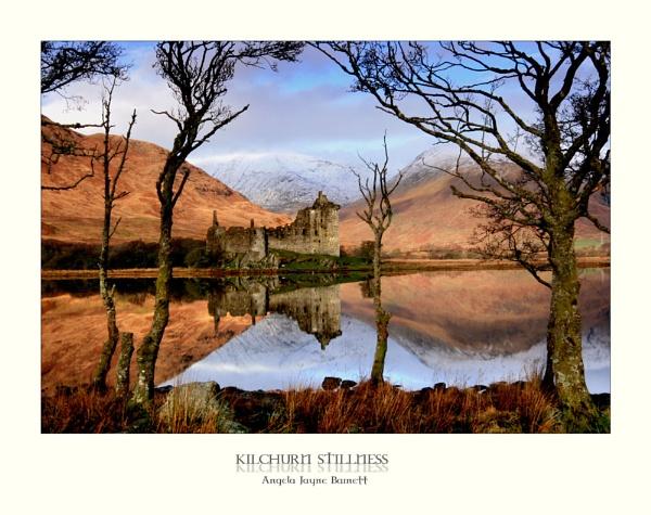 Kilchurn Stillness by AngieLatham