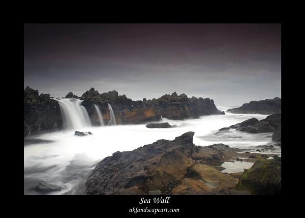 Sea Wall by toonboy