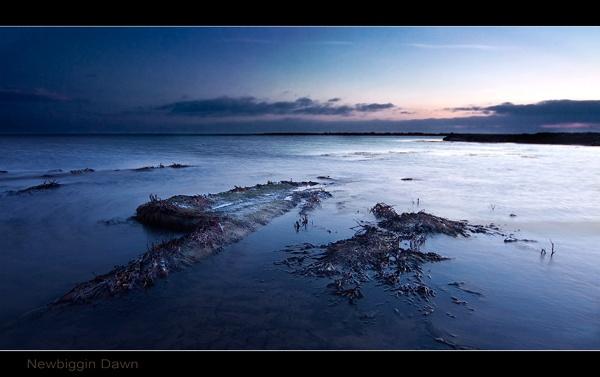Newbiggin Dawn by Dave_Henderson