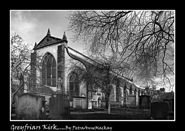 Greyfriars Kirk by petra16