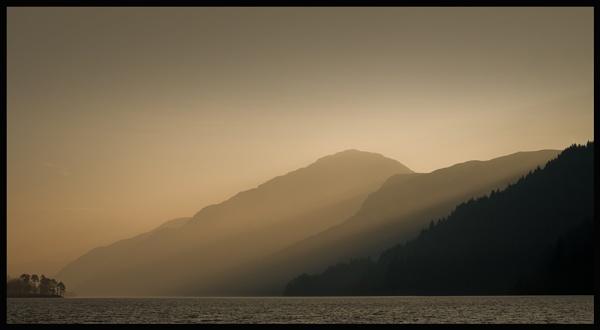 Misty Loch by pmaclll