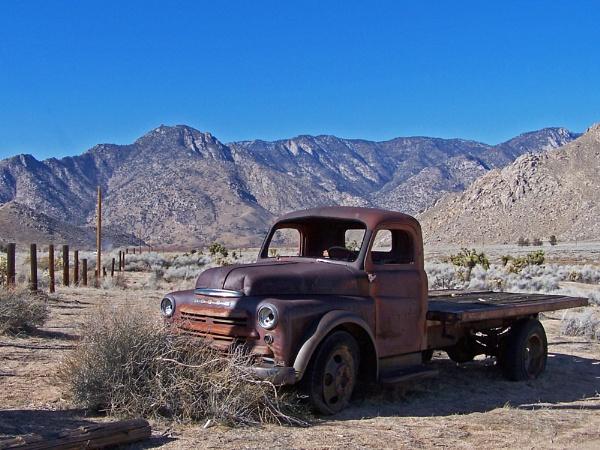 Old Dodge by mark2uk