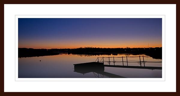 NEWBURGH - BAY AT SUNSET by JASPERIMAGE