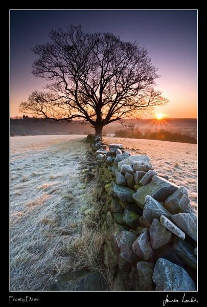 Frosty Dawn by jameslovell71