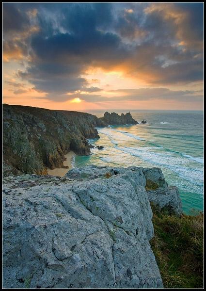 Good Morning Cornwall by iwool