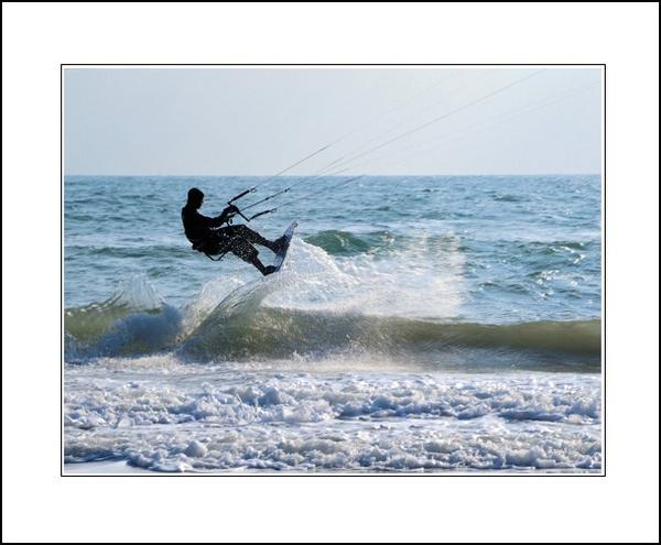 Kite Surfer by ChrisNikon