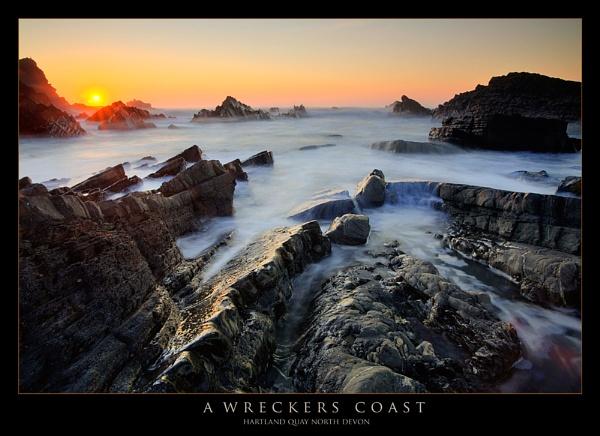 A Wrecker\'s Coast by RobDougall