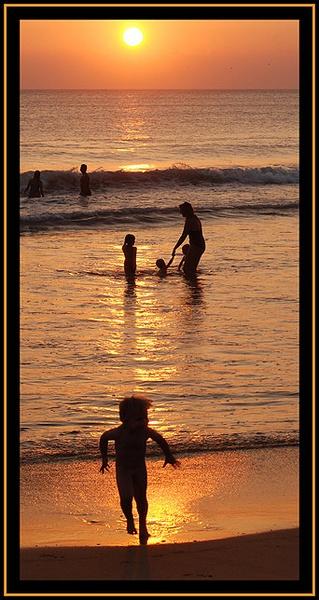 sunset bliss by olesya