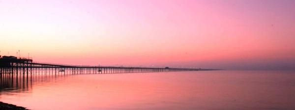 southend pier by pottle