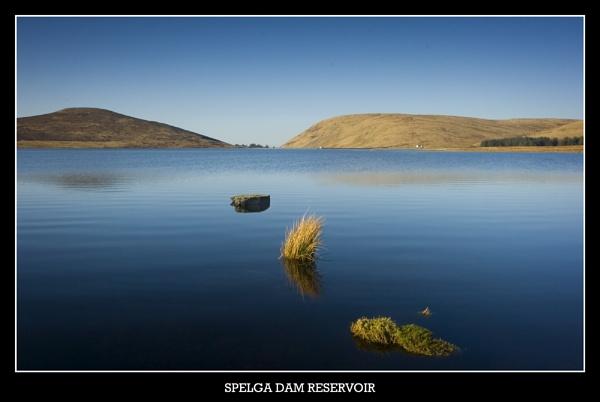 Spelga Dam by Sconz