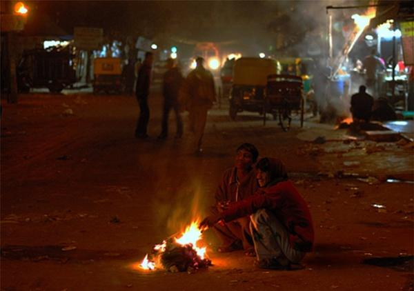 Old Delhi night life by MorneR
